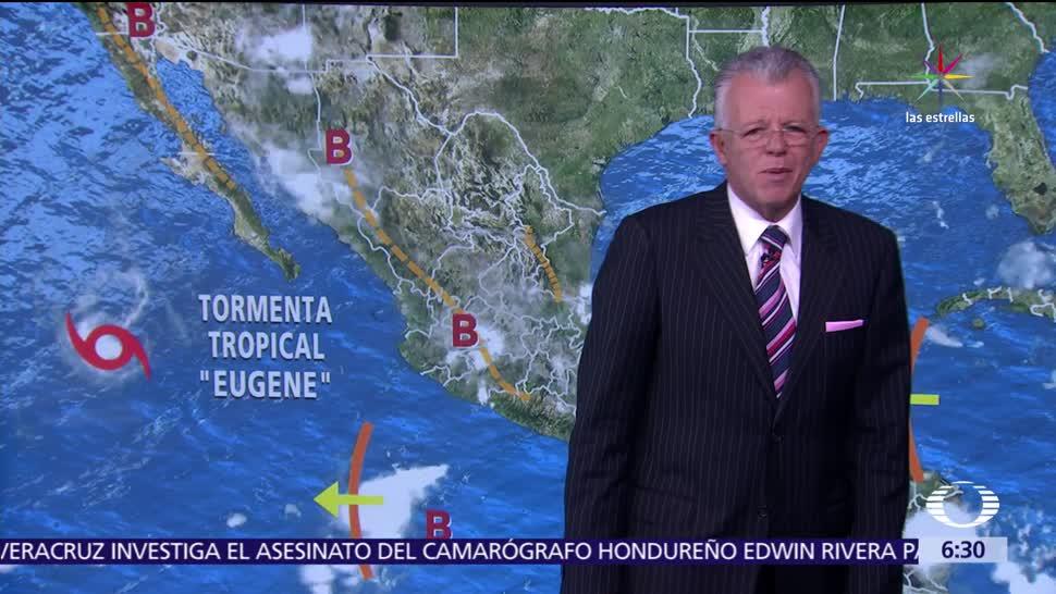 Zona de inestabilidad, vientos fuertes, tolvaneras, torbellinos, Coahuila, Nuevo León