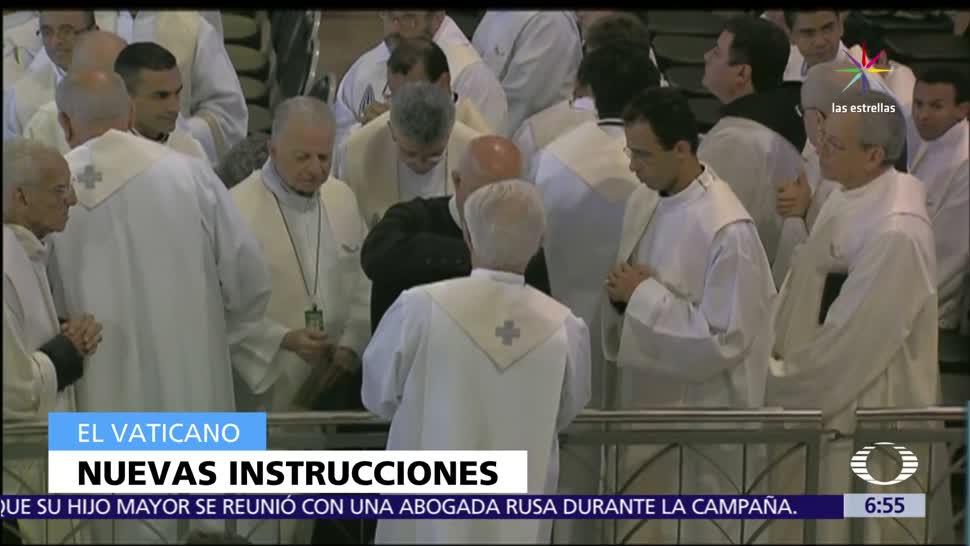 Vaticano, sacerdotes, repartir hostias, libres de gluten, misas