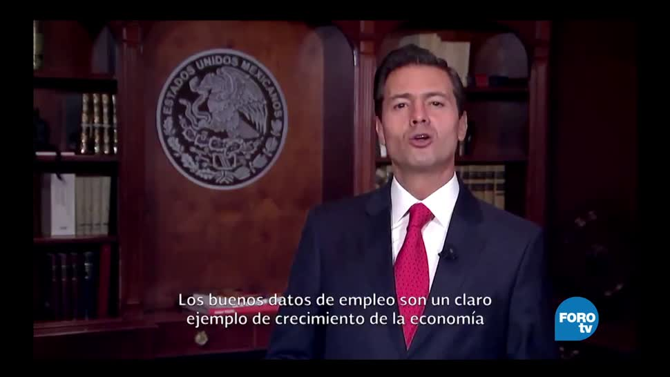 presidente de México, Enrique Peña Nieto, Twitter, creación de empleos