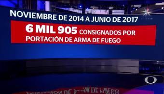 noticias, televisa, Comisionado de la PF, pronuncia, reformar, Nuevo Sistema de Justicia Penal