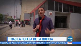 Tras la huella de la noticia, calles de la Ciudad de México, piropo de los mexicanos, Héctor Alonso
