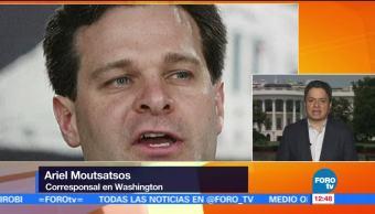 Ariel Moutsatsos, Investigación de Rusia, Christopher Wray