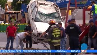 Rescate, cuerpos, socavón, Paso, Express, Cuernavaca