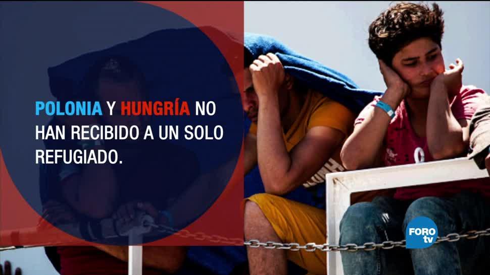 UE, condicionará, presupuesto, apoyar, refugiados, crisis humanitaria