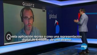 Genaro Lozano, entrevista, Jacob, Templin, Quartz, robots inteligentes