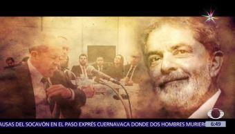 noticias, televisa, Dictan sentencia, 9 años, Lula da Silva, corrupción