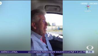 noticias, televisa, Ruiz Esparza, difundió video, Paso Express, inauguración