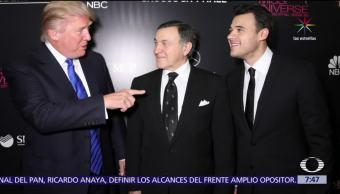noticias, televisa, Estrella pop, publicista, Trump, Rusia