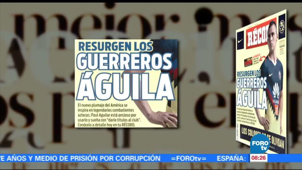 noticias, televisa, Encabezados deportivos, 13 de julio, Encabezados, Matutino Express