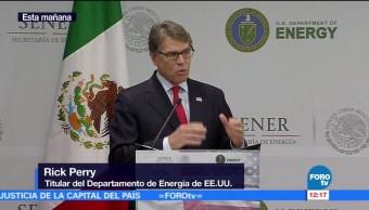 noticias, forotv, México, segundo socio energético, EU, Rick Perry