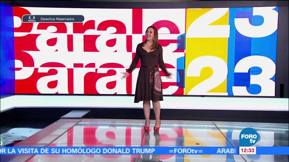 noticias, forotv, Tiempo a tiempo, Raquel Méndez, clima, lluvias