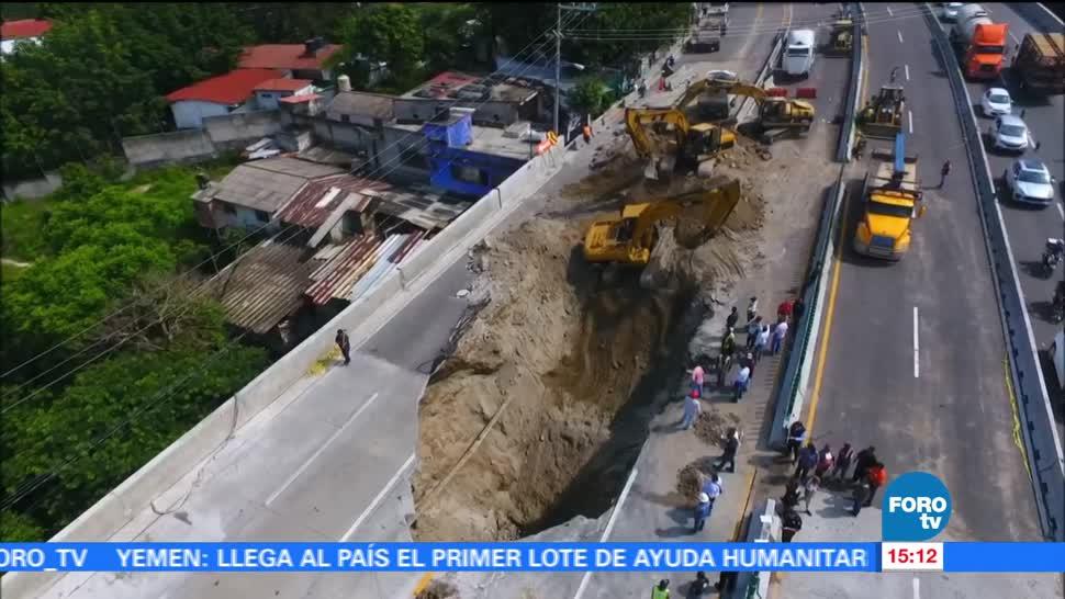 Irregularidades, paso, Express, Cuernavaca, corrupción, construcción