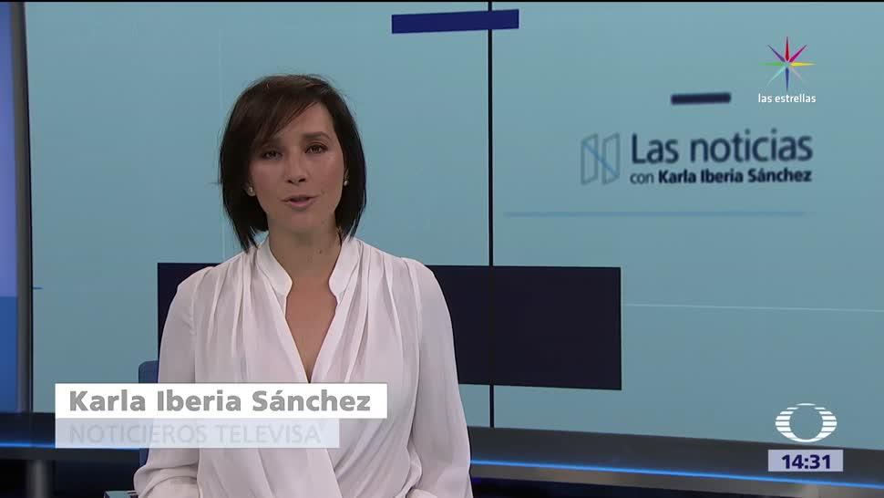 Televisa News, Las Estrellas, Karla Iberia, Las Noticias, FOROtv, 14 julio