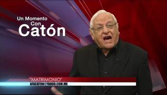 Un momento con Catón, Armando Fuentes, Catón, 13 de julio