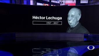 Recordando, Héctor Lechuga
