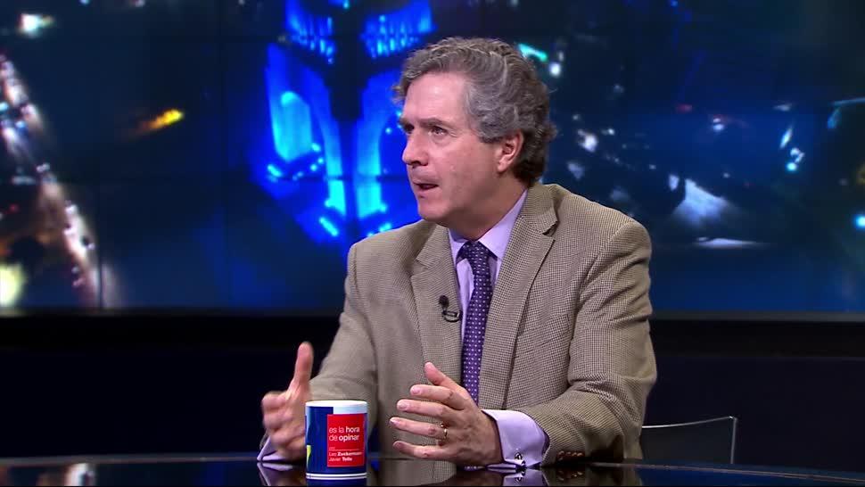 Primitivo Olvera, Luis de la Calle, Estados Unidos, TLCAN