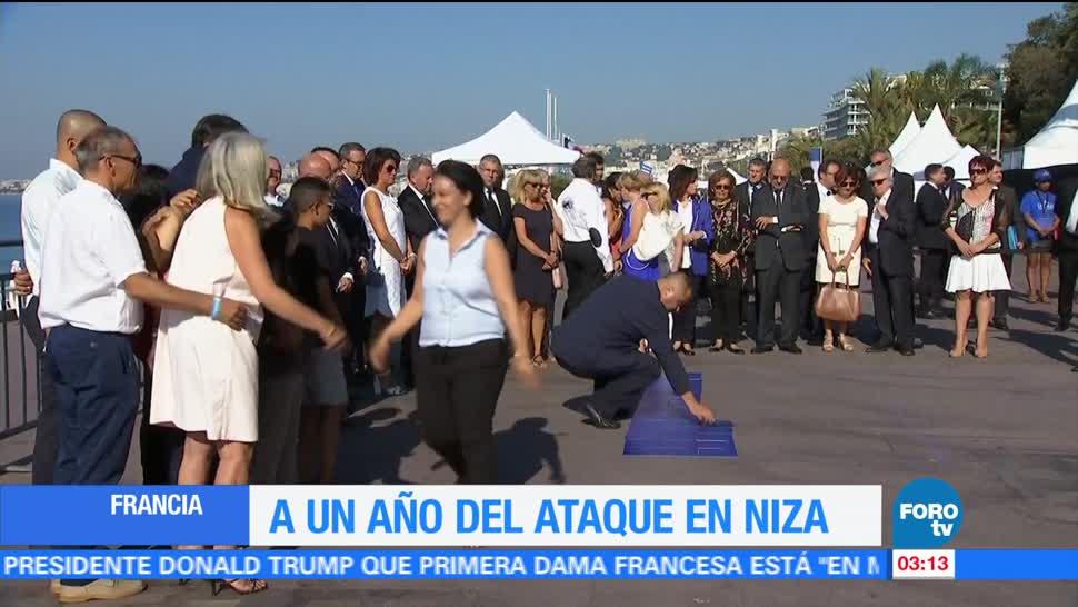 noticias, forotv, Niza, año, atentado, terrorista
