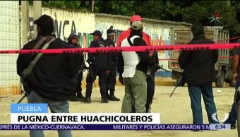 noticias, televisa, Multihomicidio, Huehuetlán, enfrentamiento, huachicoleros