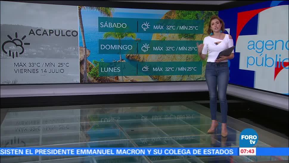 noticias, televisa, Onda tropical 13, provoca, oleaje elevado, Guerrero