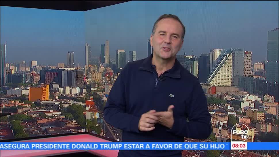 noticias, forotv, Así arranca, Matutino Express, Esteban Arce, avance