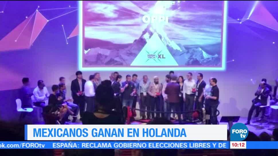 noticias, forotv, Good News, Express, Mexicanos ganan, Holanda