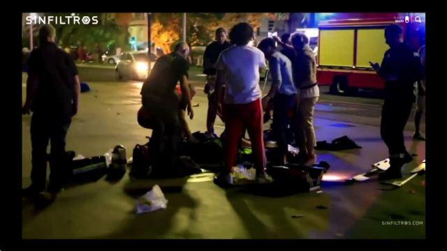 Sin Filtros, Niza, terror, yihadista, un año, ataque terrorista