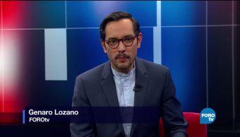 Genaro Lozano, entrevista, Giancarlo, Summa, Crisis, Refugiados