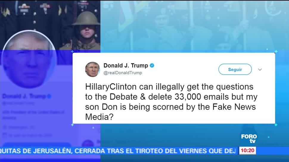 Estados Unidos, Donald Trump, encuesta publicada, medios de comunicación, popularidad