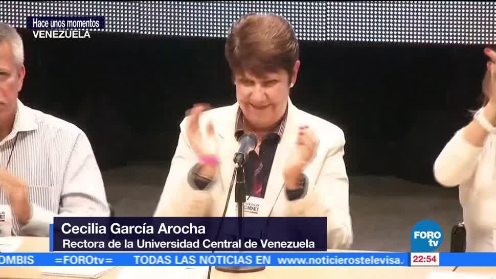 7 millones, venezolanos, participaron, consulta, ciudadana, contra maduro