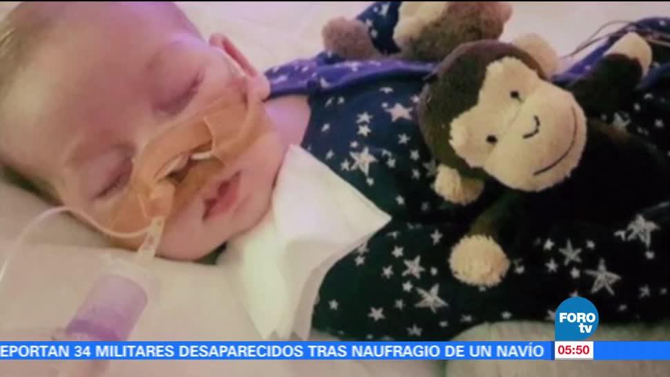juez de Londres, bebé Charlie Gard, enfermedad genética, sobrevivir
