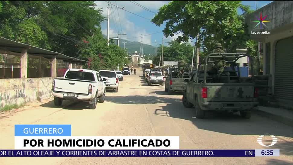 proceso a custodios, penal de Acapulco, homicidio, reos