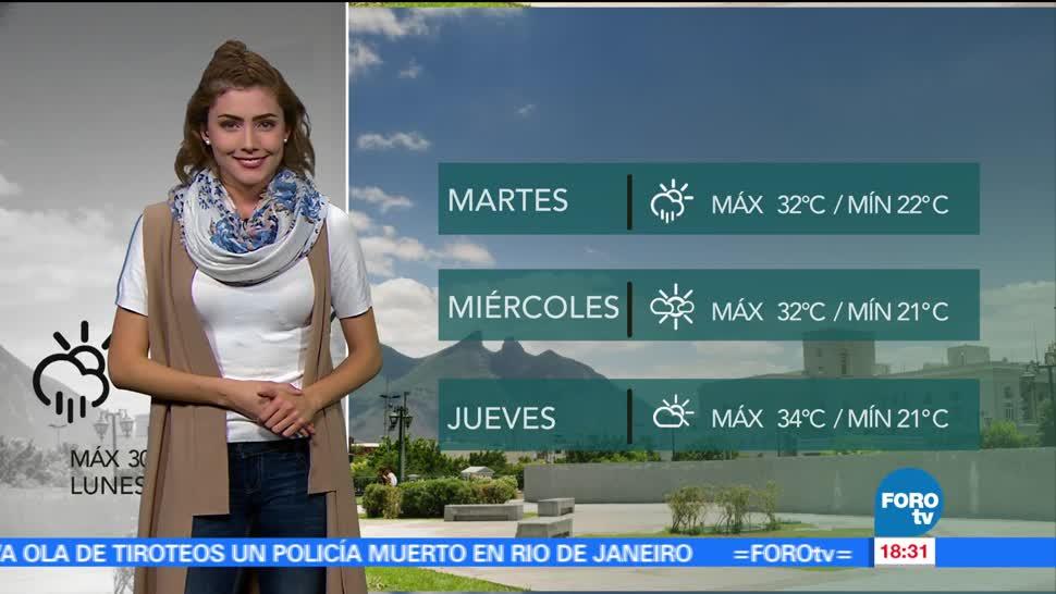 el clima, Daniela Álvarez,