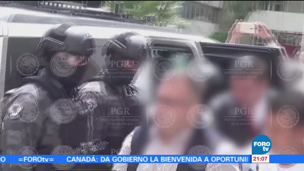 noticias, forotv, Concluye, proceso de extradición, Javier Duarte, extradición
