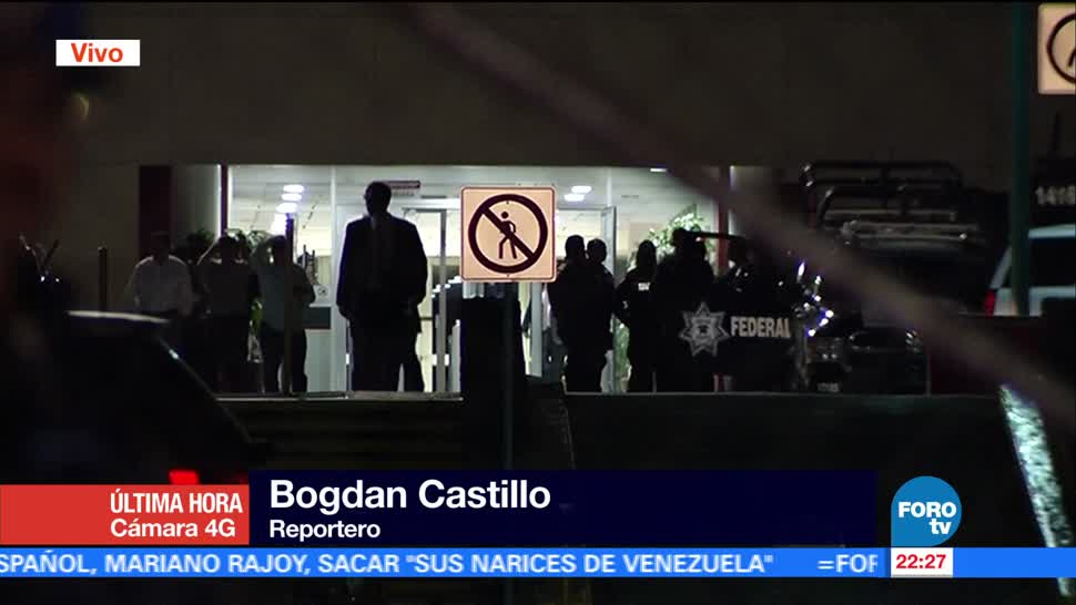 noticias, forotv, Javier Duarte, permanecerá, hasta el domingo, Reclusorio Norte