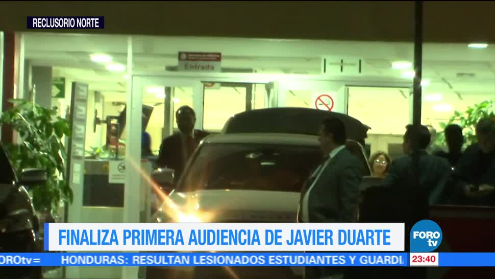 noticias, forotv, sábado, determinará, situación jurídica, Javier Duarte