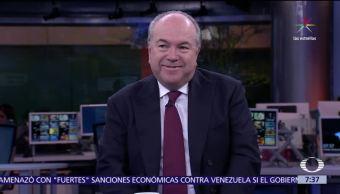 analista económico, Mauricio González, renegociación del TLC, Estados Unidos