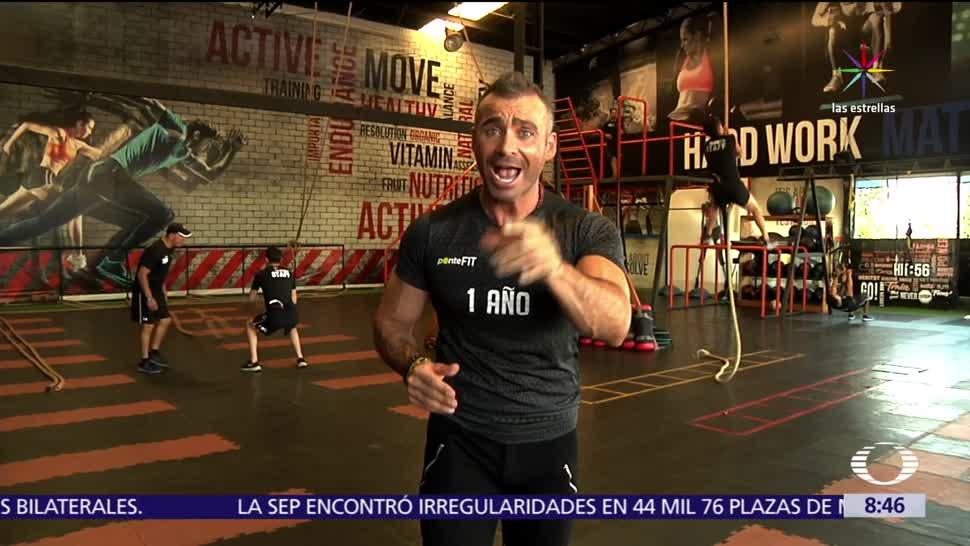 Diego Di Marco, entrenamiento, tipo de persona, 56 días