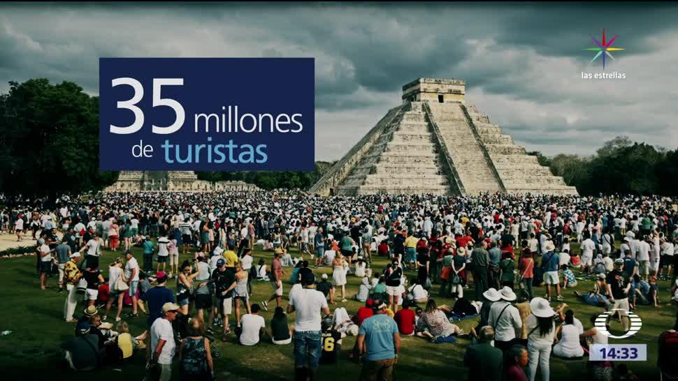ingreso anual, turismo, México, potencia turística
