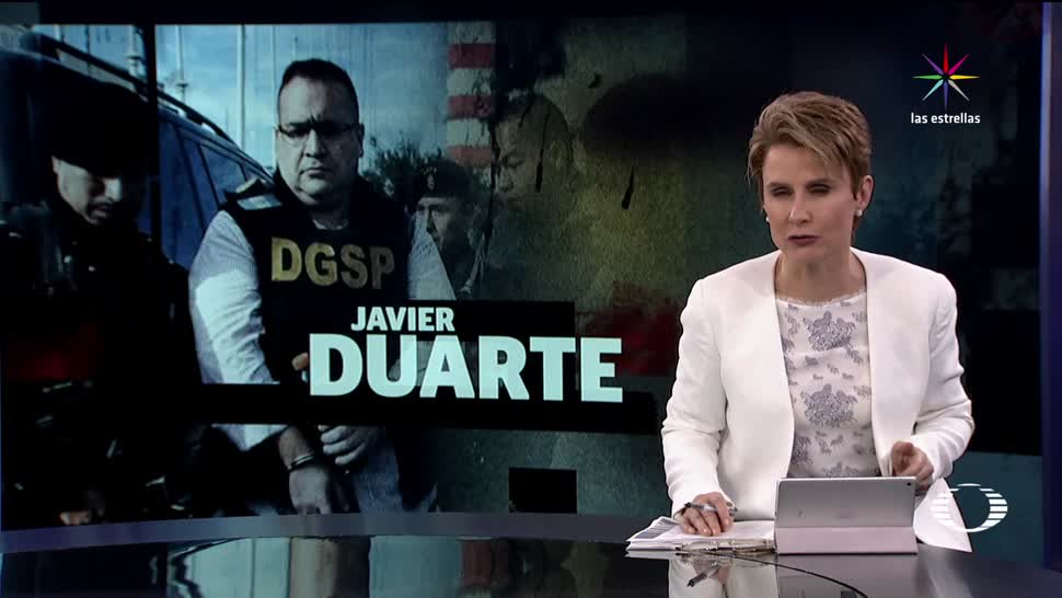 noticias, televisa, Duarte, Borge, obtienen suspensión, órdenes de aprehensión