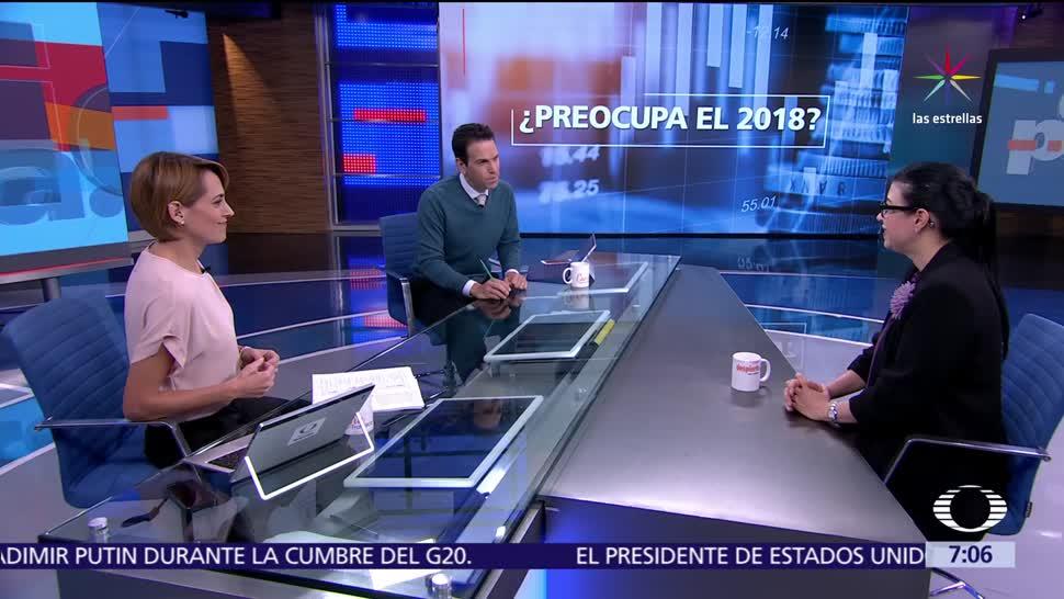 Vanessa Rubio, subsecretaria de Hacienda, calificación de S&P, economía mexicana