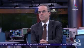 Juan Pardinas, director del IMCO, Instituto Mexicano para la Competitividad, nuevo Sistema Nacional Anticorrupción