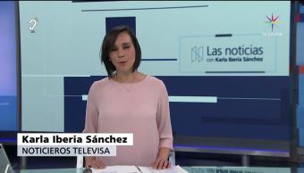 noticias, forotv, Las noticias, con Karla Iberia, Programa, 19 de julio 2017