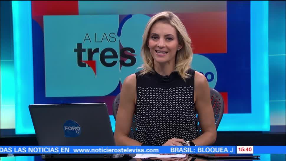 noticias, forotv, A las Tres, Programa, completo, 19 de julio de 2017