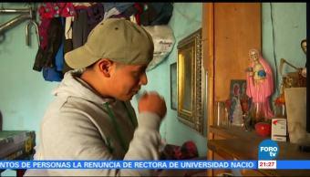 ciudad, perdida, Tacubaya, Sergio Ulises, dificultad, encontrar trabajo
