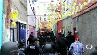 Investigan, presuntas, autodefensas, Barrio, Santa Julia, video redes