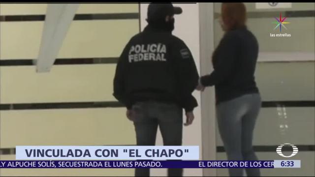 Caso de diputada, ligada al El Chapo, transferido, Washington