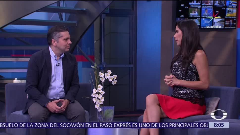 combatir la corrupción Eduardo Bohórquez, director de Transparencia Mexicana,