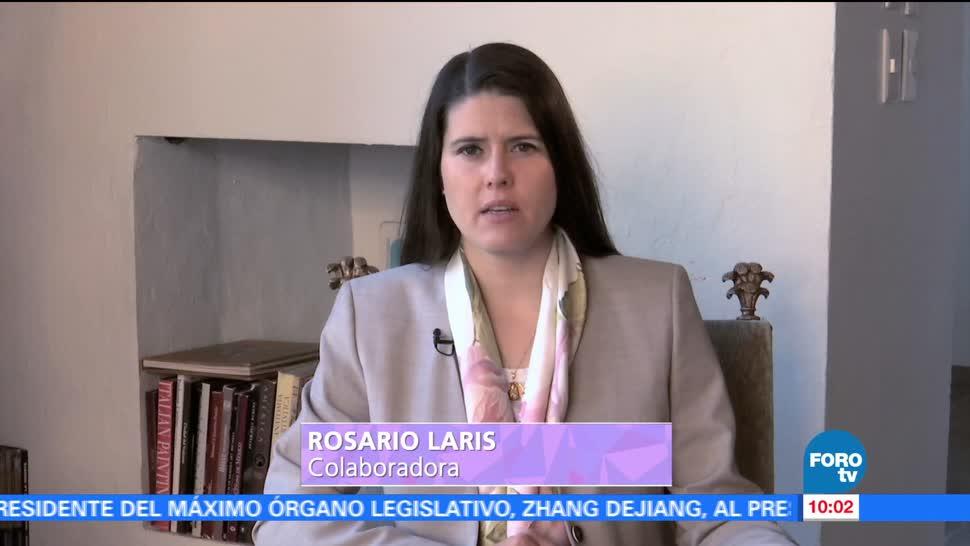 efectos, nuevo anticonceptivo, doctora, Rosario Laris