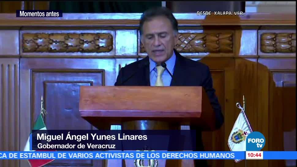 Miguel Ángel Yunes, gobernador de Veracruz, PGR, testigo en caso Duarte