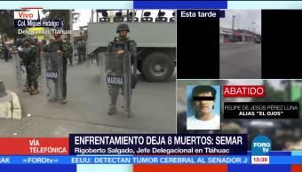 Jefe delegacional, Tláhuac, desentienden, seguridad